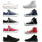 black chucks low tops - New ALL STARs Men's Chuck Taylor Ox Low High Top shoes casual Canvas Sneakers T