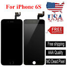 A1633 A1688 Black For iPhone 6s LCD Touch Screen Assembly Replacement + Button