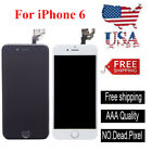 For iPhone 6 Assembly Complete Touch Screen Replacement LCD Digitizer + Button
