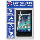 Ultra Thin Crystal Clear Screen Protector For Amazon Fire HD 6, HDX 7