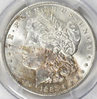1884-O MORGAN SLIVER DOLLAR PCGS MS-63 NICE LUSTER WITH LIGHT TONING