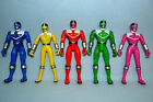 POWER RANGERS TIME FORCE FIGURE COLLECTION FULL SET PICK YOUR RANGER