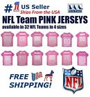 NFL Pink Jersey for DOGS & CATS. 32 Teams & 4 sizes - Licensed Football Jerseys $28.99 USD on eBay