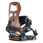 Rome Katana Wood Mens 2018 Snowboard Bindings