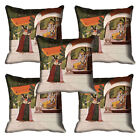 Absrtract Home Decorative Pillow Case Cushion Cover 12'' 16'' 18'' 20'' 24