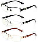 Kyпить Half Rim Men Women DG Eyewear Clear Lens Frame Eye Glasses Designer Fashion Nerd на еВаy.соm