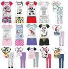 Womens/Ladies Character Pyjamas Short & Long Summer Cotton Nightwear Sizes 8-22