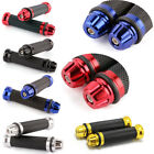 "7/8"" Motorcycle Hand Grips For Kawasaki Ninja ZX1000 ZX10R ZX12R ZX14 ZX14R ZX6R $9.5 USD on eBay"