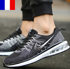 neuf homme femme air sneakers fitness chaussures basket sport casual jogging gym