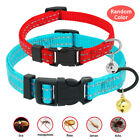 Dog Flea Collar Reflective Nylon Insect Repel Protection for Pets Cat Safety