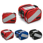 Cycling Bike Front Top Frame Bag Case Touch Screen Bag Cell Phone Holder I0165
