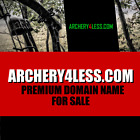 archery4less.com  Domain For Sale -   Deer Hunting Archery Bow Hunting Shooting