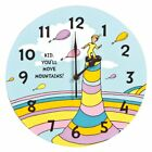Trend Lab Dr. Seuss Kid Youll Move Mountains Wall Clock