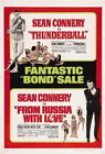 67983 From Russia with Love Movie ean Connery FRAMED CANVAS PRINT UK £15.95 GBP on eBay