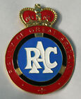 RALLYE OF GREAT BRITAIN CAR GRILL BADGE EMBLEM MG JAGUAR TRIUMPH PORSCE FERRARI