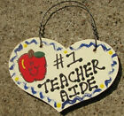 Teacher Gifts School Positions #1 Hearts - 41 Different Sayings