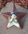 Metal Christmas Star Ornaments - 23 Different Ornaments