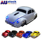 Gift 2.4Ghz wireless Mouse VW Beetle Car Mice for Laptop PC +USB Dongle AU Local