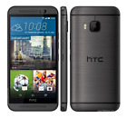 "5"" HTC One M9 32GB 20MP 3GB RAM (Unlocked SIM/FREE) 4G LTE Smartphone Warranty"