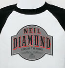 Neil Diamond new T SHIRT  pop rock country all sizes s m lg xl