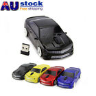 AU Gift Chevrolet Camaro 2.4G Wireless car mouse optical game Laptop PC Mice USB