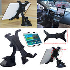 "360° Car Windshield & Desk Top Mount Bracket Holder Stand For 7"" - 11"" Tablet WQ"