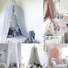Round Lace Insect Bed Canopy Netting Baby Kid Curtain Dome Mosquito Net Elegant image