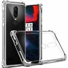 New Full Protective Case Durable Light TPU Shock Absorbing Cover  Clear