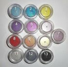 Additives Mica Pigment Gel Acrylic Polish Eyeshadow Pearl Shine or Arts Crafts