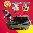 Commercial Automatic GAS Electric Donut Making Machine Donut Fryer CE Approval