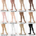 Child Dance Tights CONVERTIBLE Revolution Spandex Color-Flow Tan Pink White