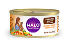 Halo Holistic Grain Free Adult Chicken, Shrimp, and Crab Rec