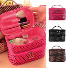 cosmetics travel bag - Makeup Case Women Travel Cosmetic Bag Pouch Toiletry Organizer Holder Bag