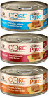 Wellness CORE Natural Grain Free Best Sellers Smooth Pate Variety Pack Canned Ca