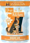 Weruva Dogs in the Kitchen Goldie Lox Grain Free Chicken & Salmon Dog Food Pouch