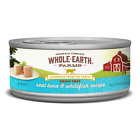 Whole Earth Farms Grain Free Real Tuna and Whitefish Recipe Canned Cat Food