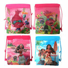 Movie Trolls Poppy Branch bag Swimming Clothes Environmental PE Toy BackpacksNew image