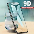 9H Tempered Glass Screen Protector Film 9D Curved for iPhone 7 6s 8 Plus X OU