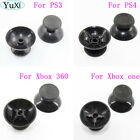 2pcs Black Controller Analog Thumbsticks Thumb Stick for Playstation 4 PS3 Xbox