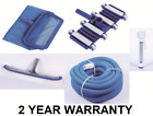 Deluxe Swimming Pool Maintenance cleaning kit 2 year warranty aluminium pole