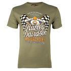 Sturgis Harley-Davidson® Men's Champion Fatigue Green T-Shirt image