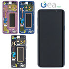 SAMSUNG Display LCD Originale + Touch Screen Per Galaxy S9 G960 Service Pack
