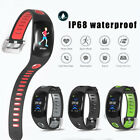 Sports Man Smart Watch Sport Bracelet Band Mate for Android IOS Samsung phone US