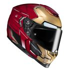 HJC RPHA 70 Marvel Ironman Homecoming Full Face Motorcycle / Motorbike Helmet