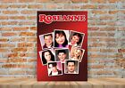 Roseanne Classic TV Show Poster or Canvas Art Print - A3 A4 Sizes