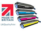 Toner Cartridge For Hp 645A C9730A C9731A C9732A C9733A BLACK CYAN YELLOW RED segunda mano  Embacar hacia Spain