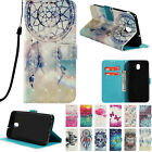 3D Hot Flip Wallet Leather Magnetic Card Stand Case Cover For Various Phone