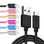 Lightning Cable 3/6/10FT USB Charger for Original Genuine OEM Apple iPhone X 8 7