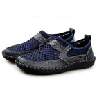 Summer Mens Casual Shoes Men Air Mesh Shoes Man Slip on Shoes Big Size New lot