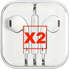 Earphones Headphones for iPhone 4, 5, 6 or 6S Pad Pod with mic control